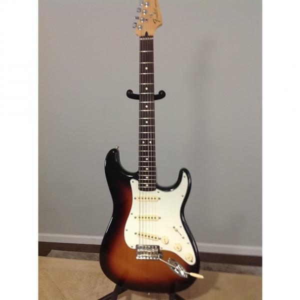 Custom Fender Stratocaster MOD 2017 Brown Sunburst #1 image