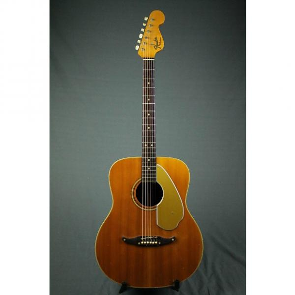 Custom 1968-71 Fender Palomino Acoustic Guitar with HSC #1 image