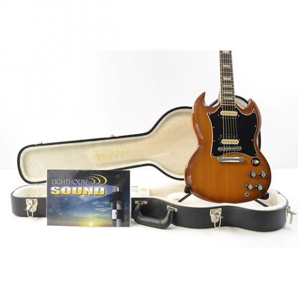 Custom 2011 Gibson SG Standard Electric Guitar - Honeyburst w/OHSC - USA #1 image