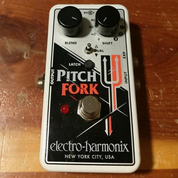 Custom Electro Harmonix PitchFork Polyphonic Synthesizer Generator FREE SHIPPING #1 image