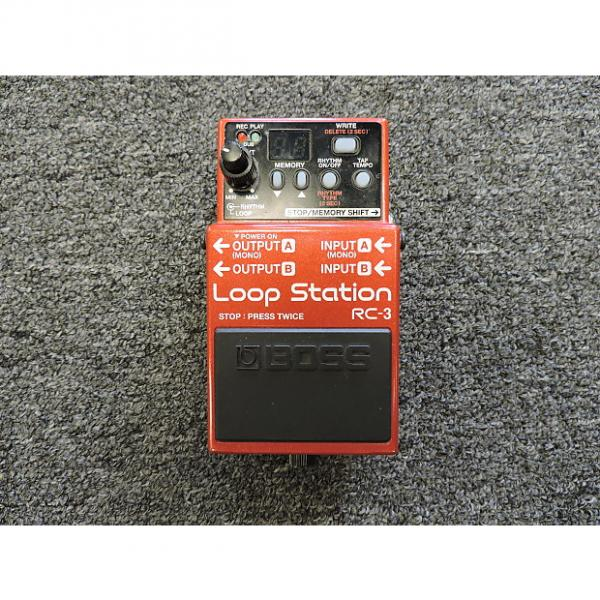 Custom Boss RC-3 Loop Station Guitar Effects Pedal #1 image