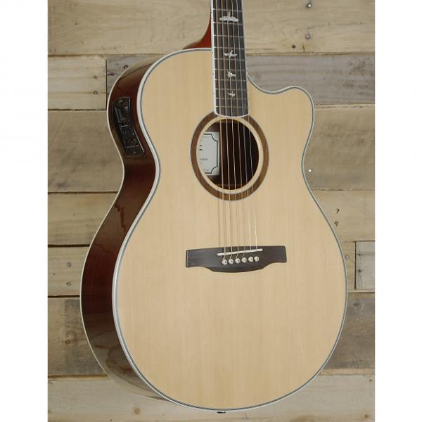 Custom PRS Angelus Custom Acoustic Electric Guitar w/ Case #1 image