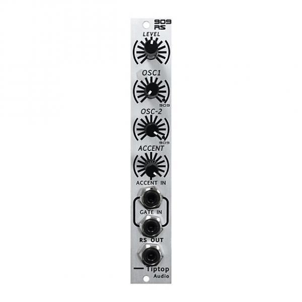 Custom Tiptop Audio RS909 Rimshot (demo) - Eurorack Module #1 image