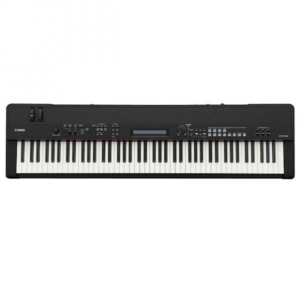 Custom Yamaha CP40 88-key Graded Hammer Stage Piano #1 image