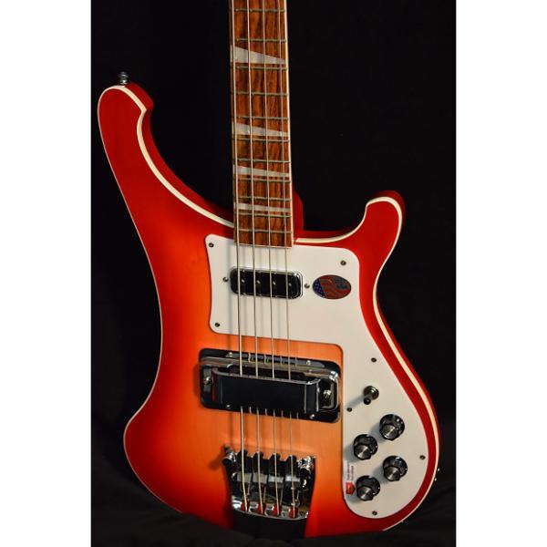 Custom Rickenbacker 4003 Fireglo #1 image