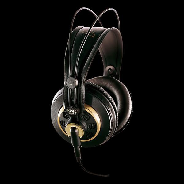 Custom AKG K240S Studio Headphones - Mint Condition with 6 Month Alto Music Warranty! #1 image