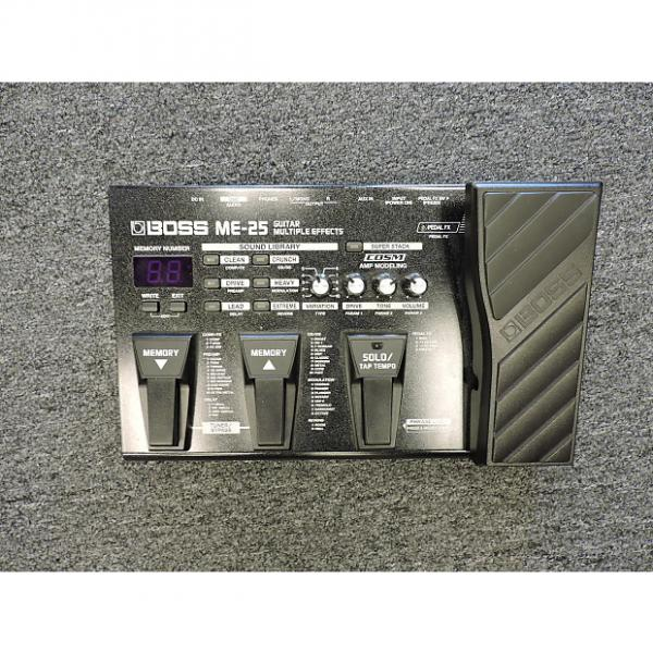 Custom Boss ME-25 Multi Effects Guitar Pedal #1 image