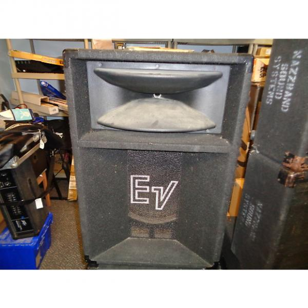 """Custom used Electro-Voice EV SH-1502 15"""" Horn Loaded 2-way Stage System Speaker Cabinet #1 image"""