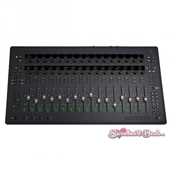 Custom Avid Pro Tools S3 - EUCON Enabled Desktop Control Surface & Audio Interface #1 image