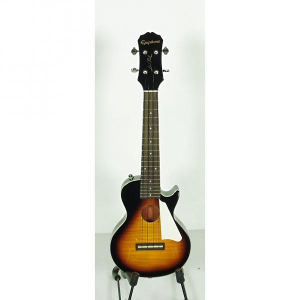 Custom Epiphone  Les Paul Ukulele  Vintage Sunburst #1 image