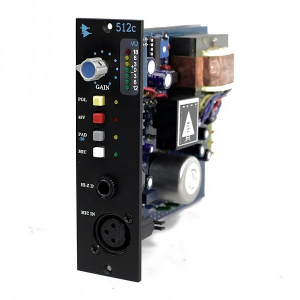 Custom API 512c 500 Series Mic Preamp #1 image
