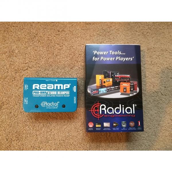 Custom Radial ProRMP Passive Reamping Device Reamper #1 image