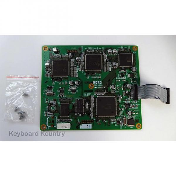 Custom Korg EXB-Radias Expansion Board For Korg M3 KLM-2707 #1 image