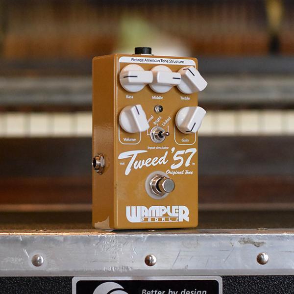 Custom Wampler Tweed '57 #1 image