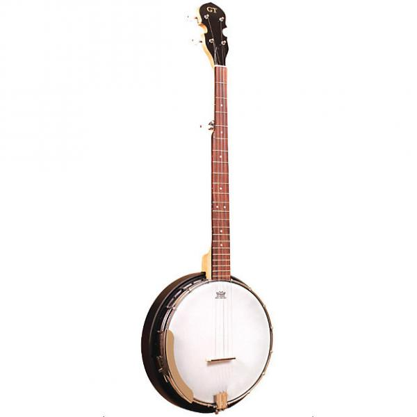 Custom Gold Tone AC-5/L Left-Handed Acoustic Composite 5-String Banjo with Gig Bag #1 image