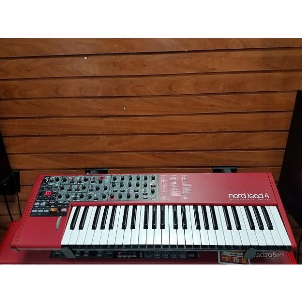Custom Nord NL4 Lead 4 49-key Four-Part Multi-Timbral Synthesizer #1 image