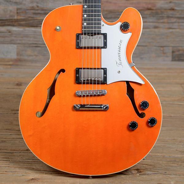 Custom Gibson Chet Atkins Tennessean Transparent Orange 1990 (s343) #1 image