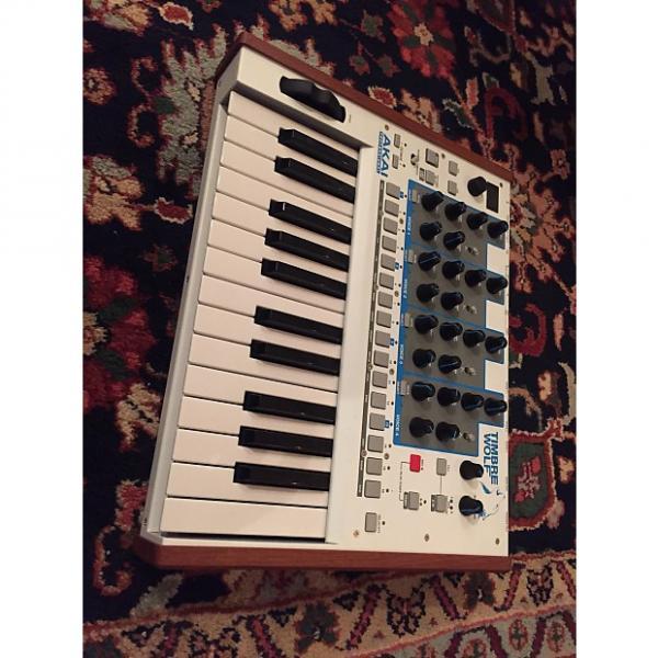 Custom Akai Timbre Wolf Analog 4-Voice Polyphonic Synthesizer #1 image