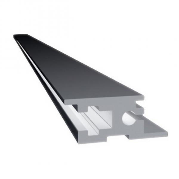 Custom Tiptop Audio Tiptop Audio Z-Rails 84HP Black (set) - Eurorack Module Rack Parts #1 image