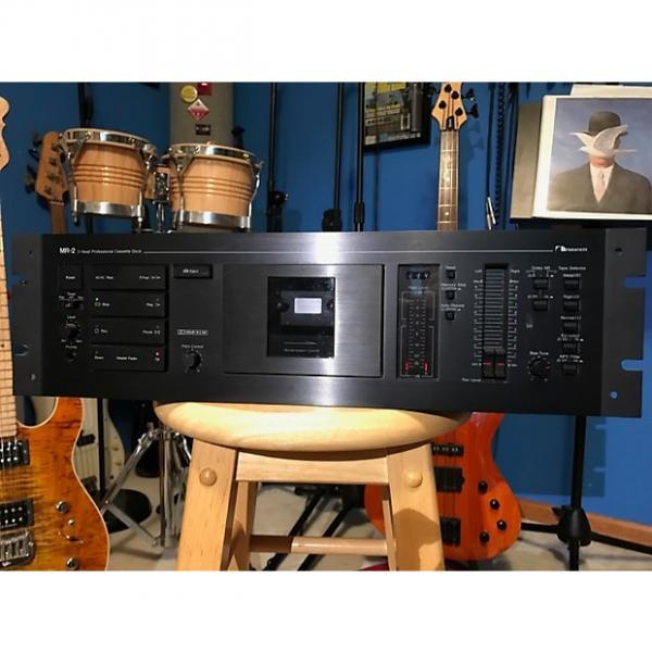Custom Nakamichi MR-2 2 Head Professional Cassette Deck #1 image