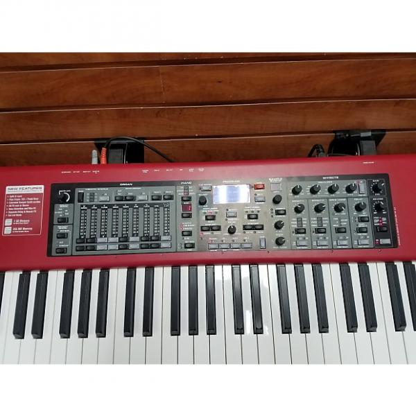 Custom Nord Electro 5 HP 73-key Hammer Action Stage Piano #1 image