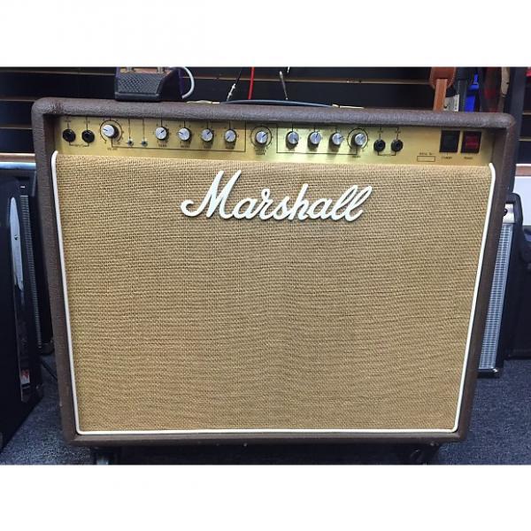 Custom 1980-Marshall-Club-and-Country-4140-Tube-2x12-100-Watt-Guitar-Amp-UK #1 image
