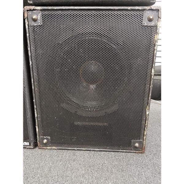 Custom EAW SB-180 Black 1x18 1000W (USA) W/Casters #1 image