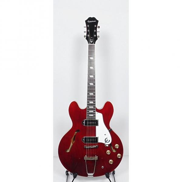 Custom Epiphone  Casino Holowbody Electric Guitar 311631732 hollowbody #1 image
