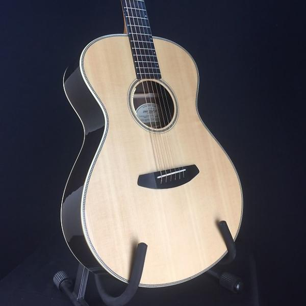 Custom Breedlove Journey Concert Limited Edition Brazilian Rosewood Acoustic/Electric Guitar, 27 of 50 #1 image