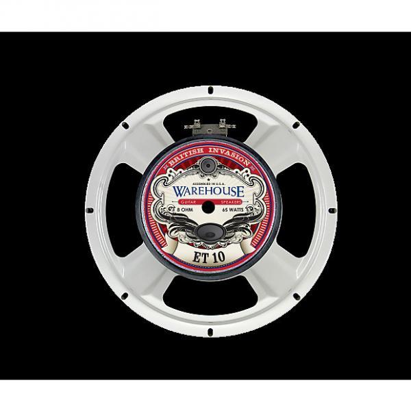 Custom WGS ET10 - 8 OHM - B-Stock #1 image