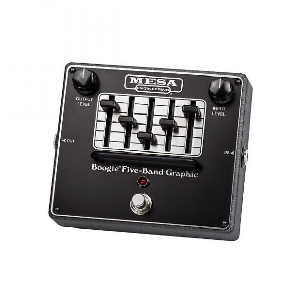 Custom Mesa Boogie Graphic EQ Pedal #1 image