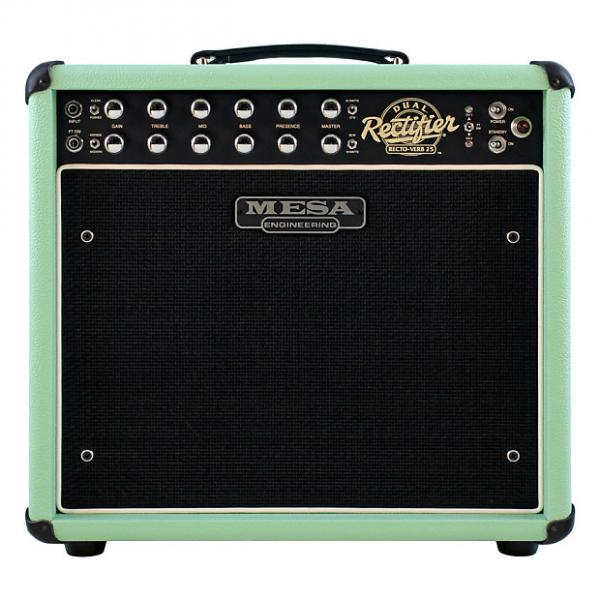 Custom Mesa Boogie Recto-Verb 25 Surf Green #1 image