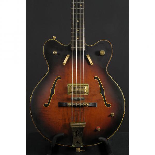 Custom 1963 Gretsch 6070 Country Gentleman Hollowbody Bass #1 image