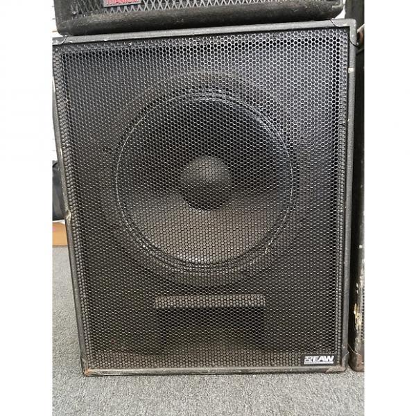 Custom EAW SB-180R Black 1x18 1000W (USA) #1 image