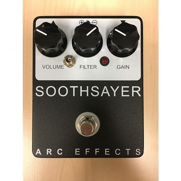 Custom ARC Effects Soothsayer Distortion - Excellent condition. Rarely played. Original box included #1 image