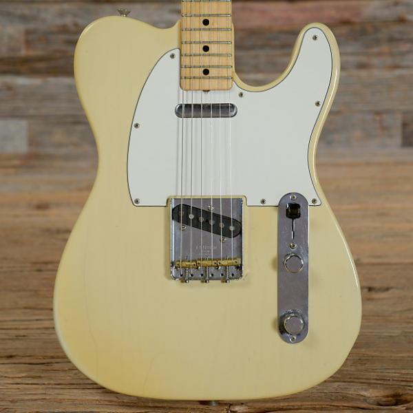 Custom Fender Telecaster MN Blonde 1973 (s848) #1 image