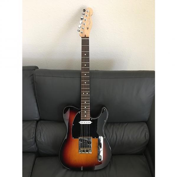 Custom Fender Custom Shop Telecaster 1996 Sunburst #1 image