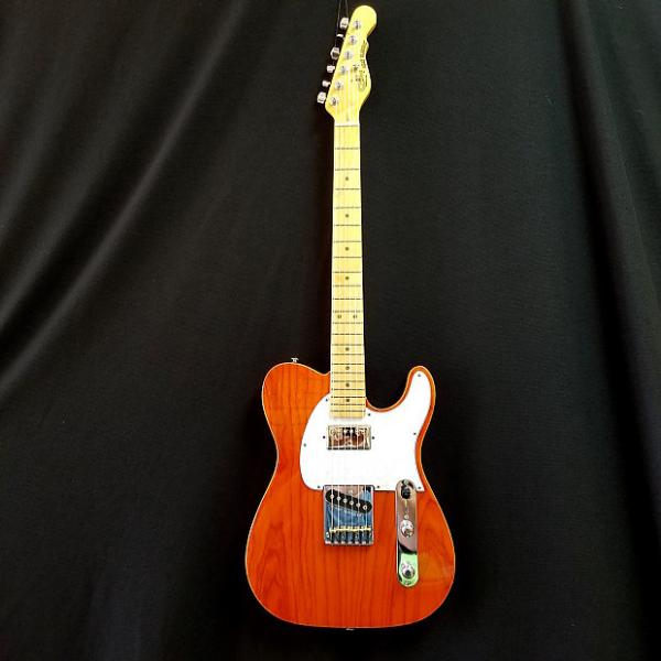 Custom G&L ASAT Classic Bluesboy #1 image