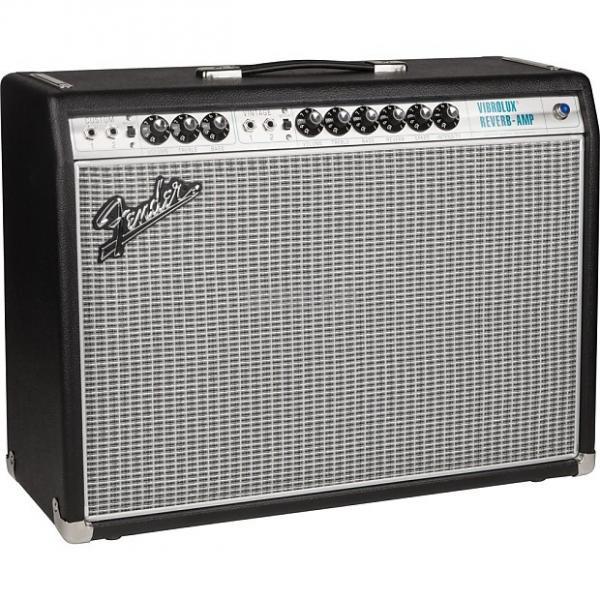 Custom Fender  '68 CUSTOM VIBROLUX® REVERB Guitar Combo Amp #1 image