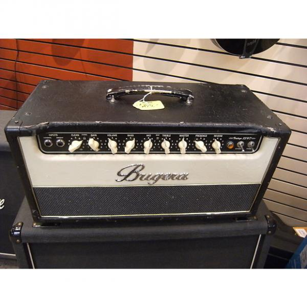 Custom Bugera Vintage 55HD Tube Amp Head 2010 Black #1 image