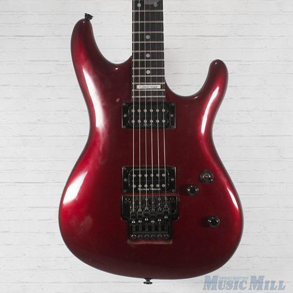 Custom 1991 Ibanez 540R HH Electric Guitar Ruby Red 540RHH Radius Series JS Body! MIJ Japan #1 image