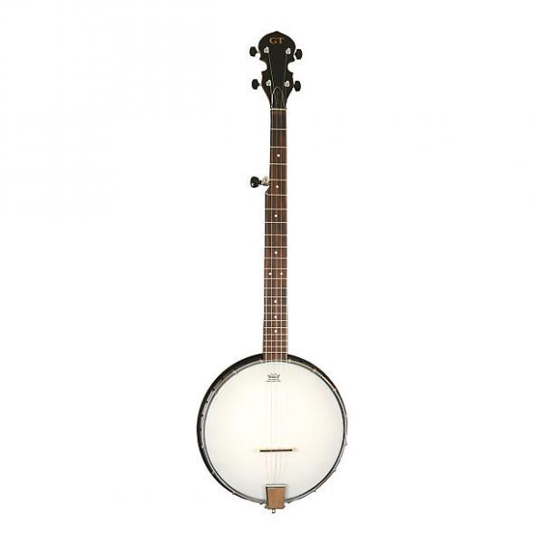 Custom Gold Tone AC-1/L Left-Handed Acoustic Composite 5-String Openback Banjo with Gig Bag #1 image