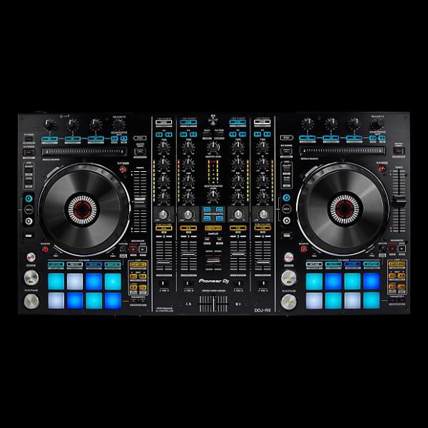 Custom Pioneer DDJ-RX 4-Channel Rekordbox DJ Controller - Mint Condition with 6 Month Alto Music Warranty! #1 image