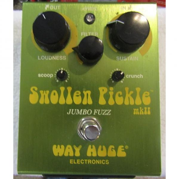 Custom Way Huge Swollen Pickle Jumbo Fuzz MKI #1 image