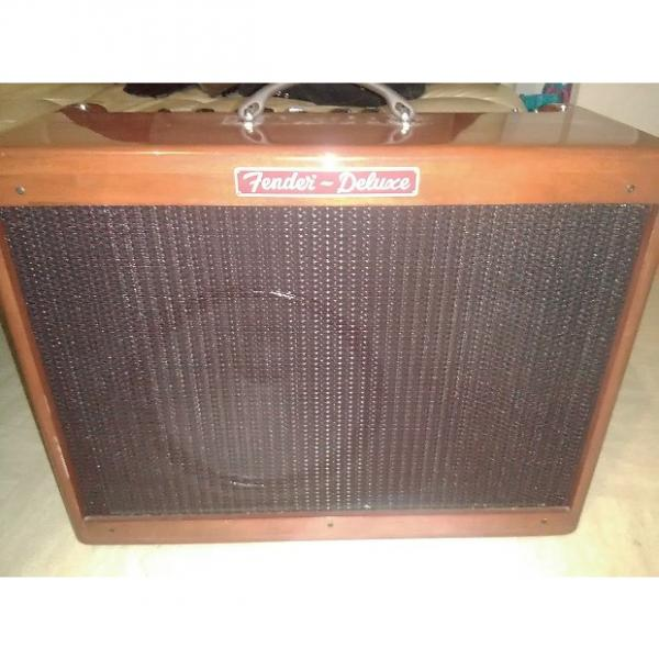 Custom Fender Hot Rod Deluxe Limited Edition 2003 dark stain maple #1 image