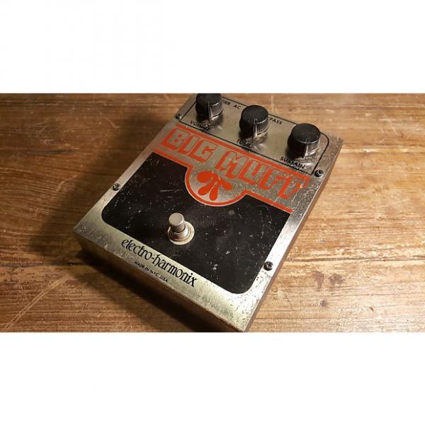 Custom Electro-Harmonix Big Muff Pi V5 (Op Amp Tone Bypass) 1979 #1 image