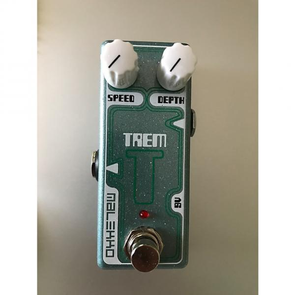 Custom Malekko Omicron Trem mini tremolo pedal #1 image