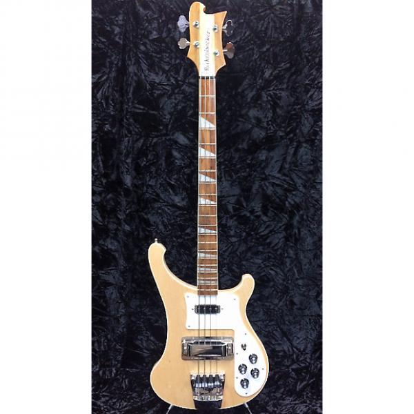 Custom Rickenbacker 4003 Mapleglo #1 image