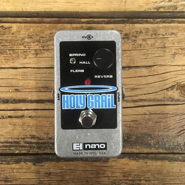 Custom Electro-Harmonix Holy Grail Nano Reverb #1 image