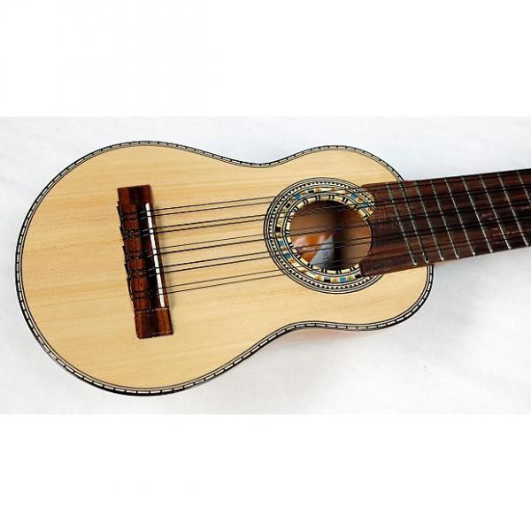 Custom Charango Rios Intrumentos De Cuerda, Made in Bolivia Excellent Condition! #24751 #1 image
